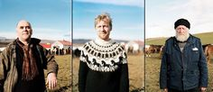 Herd in Iceland - The Big Picture - Boston.com #picture #big #the #iceland #portraits