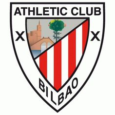 Athletic Bilbao Primary Logo () #spain #crest #soccer #sports #type