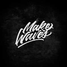 Lettering and Calligraphy Logos 2016 – David Milan