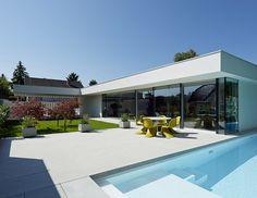 Summerhouse Transformed Into a Modern Elegant Residence: House A&B in Austria