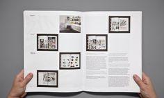 Process Journal : Hunt.   Multi-disciplinary design studio   Melbourne #grahic #design #magazine