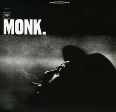 Monk. #thelonious #jazz #cover #lp #monk