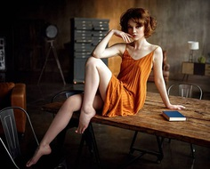 Marvelous Beauty and Lifestyle Portrait Photography by Georgy Chernyadyev