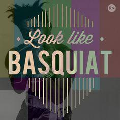 Rebekah Newby :: Random Shenanigans and Graphics #robb #banks #basquiat #music #graphics