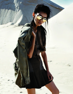 Ming Xi by Benny Horne for Vogue China #girl #fashion #photography #fashion photography #model