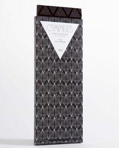 Förpackad » Oj så snyggt! CAP #packaging #chocolate