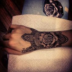 scottxjones #tattoo #hand