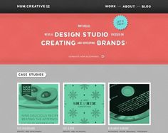 Hum Creative Co. #website