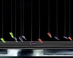 Nike Free 2013 installation by Studio at Large #nike #store #retail