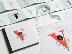 La Vittoria 2012 by lg2 boutique #identity