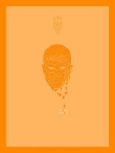 B A D C O O K I E #ocean #orange #illustration #frank #channel