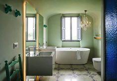 Mazzini 31 by Studio F Design #interior #ideas #design #bathroom