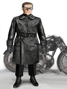 Happy Birthday to Phenomenal Actor Willem Dafoe, wish you a great life and success. He wore this awesome Coat in The Grand Budapest Hotel Movie as Jopling.