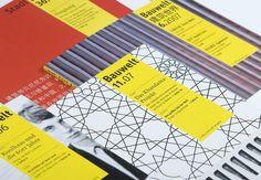 Bauwelt | Edenspiekermann #print #photography #magazine #typography