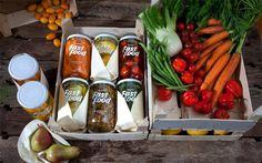korefe slow fast food 4 #packaging #type #pickled #design
