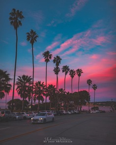 Moody Landscapes of San Diego by Joao Abrussezze