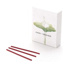 The Woodblock Incense Sticks offer a refreshing and calming way to transform your space and clear your mind. Carefully blended using natural ingredients, the scents are delicate, soothing, and can be enjoyed any time of the day. Each pack contains 90 incense sticks beautifully packaged in a box with Japanese woodblock prints that also makes it perfect for gift-giving.