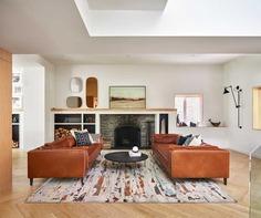living room / Batay-Csorba Architects