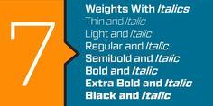 Ironstrike #type #font #design #typography