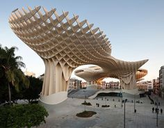 andres10 at Computerlove - The World's Largest Wooden Structure #wood #architecture #structure
