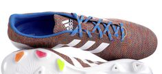 World's first knitted football boot announced by Adidas #knit