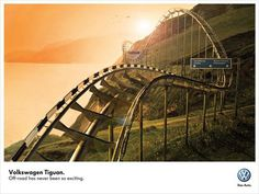 Volkswagen: Roller Coaster #keystone