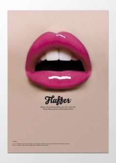 Forever Unattractive - designersof: Poster for the play Fluffer, a... #print #paper #poster