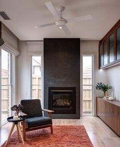 Essendon House – Refurbishment and Extension by Lai Cheong Brown