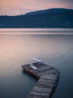 CJWHO ™ (Unused by Travis Lawton Lake Cavanaugh is a...) #cavanaugh #washington #design #relax #landscape #art #lake #view