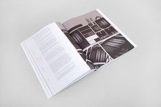 Process Journal Editorial Design by Studio Hunt #photo