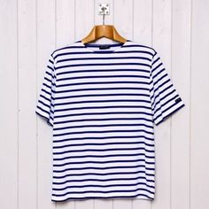 FFFFOUND! | Every reform movement has a lunatic fringe #stripes #teeshirt #nautical