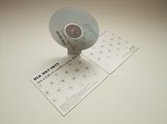 Pop up CDs - TheDieline.com - Package Design Blog #packaging #popup
