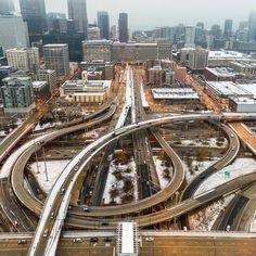 Chicago From Above: Drone Photography by Razvan Sera