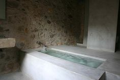 Architecture Photography: Alemanys 5 / Anna Noguera - Alemanys 5 / Anna Noguera (121087) – ArchDaily #wall #concrete #stone #bathroom