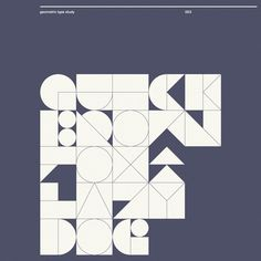Geometric Marius Roosendaal—MSCED '11 #marius #11 #roosendaalmsced #geometric