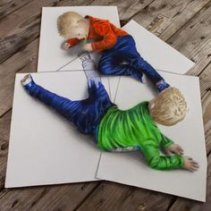 Stunning 3D Pencil Drawings That Come Alive Before Your Eyes #pencil #drawing #3d #art