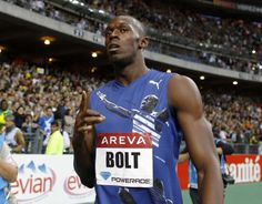 Usain Bolt Track Top #puma #usain #bolt
