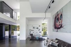 Black Core House by Axelrod Architects 18