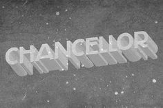 Fonts - Chancellor by PintassilgoPrints - YouWorkForThem / Bench.li #typography