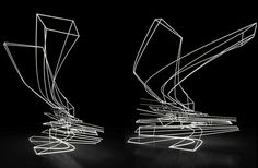 Wireframe | http://www.itsnicethat.com/news/zaha-hadid-drawings-paintings-calligraphy-exhibition-sackler-240816