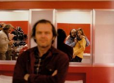 All work and no Behind the Scenes Pic of the Day makes Jack a dull boy. -- Ain't It Cool News: The best in movie, TV, DVD, and comic book ne #nicolson #jack #shining
