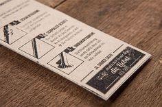 3D Laser Cut Business Cards