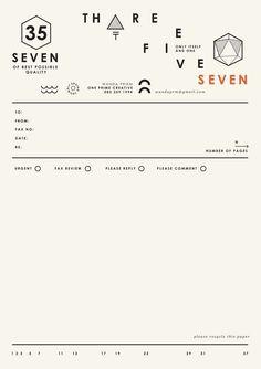 . #layout #letterhead #spatial