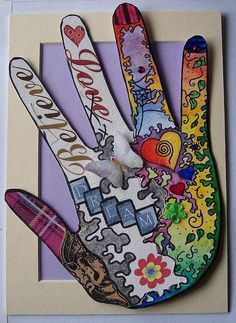 Art Therapy Ideas #ideas #therapy #art