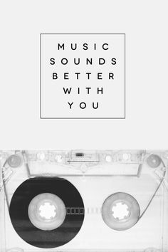 Music Sounds Better With You by Galaxy Eyes