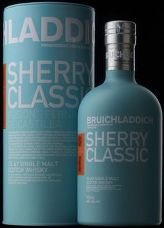 Sherry Classic Whisky Single Malt Scotch #packaging #scotch