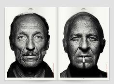Tea Paper - The Second by jonashalfter #italien #ciggaretts #men #tea #paper #magazine