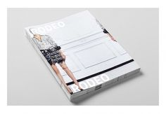 Rodeo Magazine on the Behance Network #alessandro #bonavita #design #graphic #fashion #magazine
