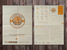 DesignCamp_03_poster_01.jpg (960×717) #wood #print #orange #branding