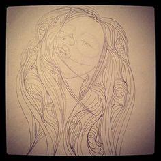 Instagram #drawing